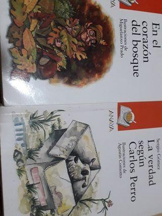libros a partir de 8 años