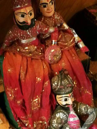 miniaturas de la India originales