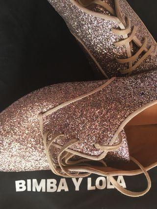 Zapatos mujer Bimba y Lola 37