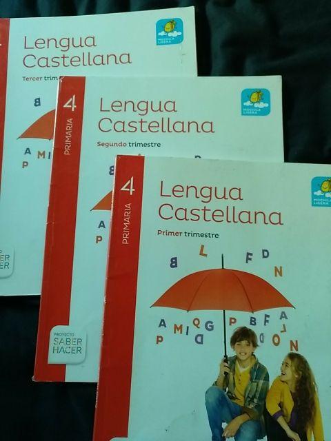 Lengua cuarto 4 primaria de segunda mano por 14 € en Majadahonda en ...