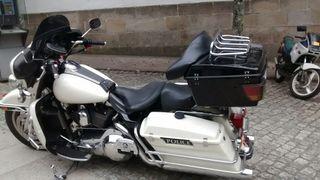 Harley Davidson Electra Police