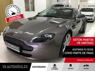 Aston Martin Vantage 46.000km!!!