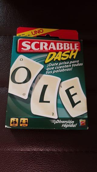 Scrabble Dash ( juego de cartas )