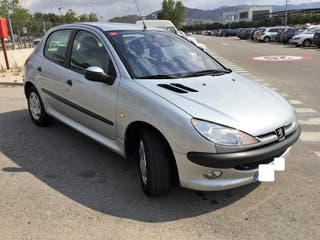 Peugeot 206 2002 XT 1.6 AUTOMATICO LIBRO REVISION