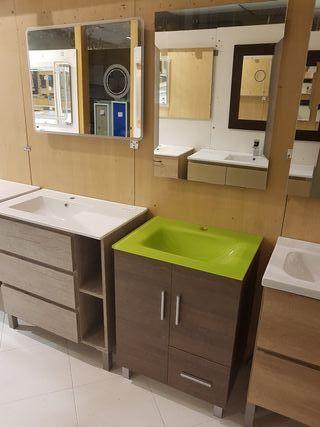 Mueble de baño 60x45 mod M21