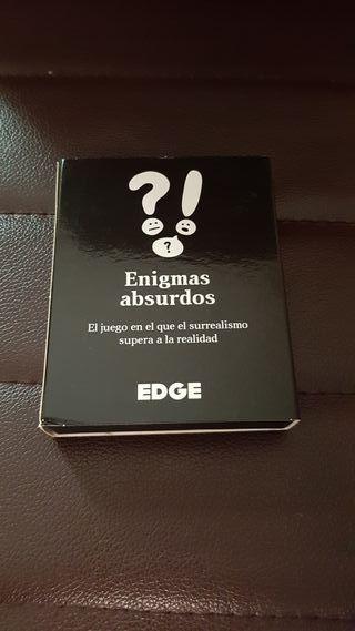 Enigmas Absurdos ( juego de cartas )