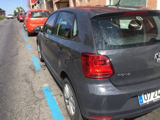 Volkswagen Polo 2014 advance 1.4 90cv