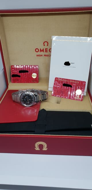 Reloj Omega Speedmaster 60th trilogy