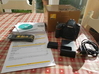 Nikon D750 neufs sous Garantie Nikon Europe