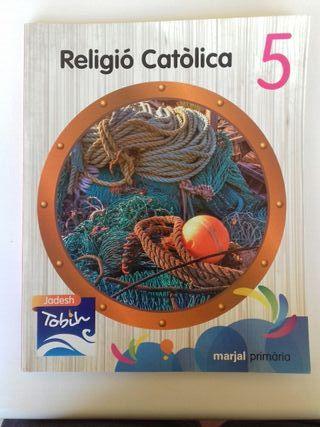 Religiò Catòlica 5° primaria