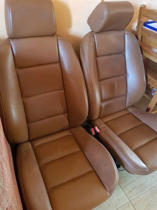 sillones delanteros BMW E36 Cabriolet
