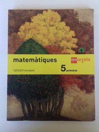Matemàtiques 5 primaria