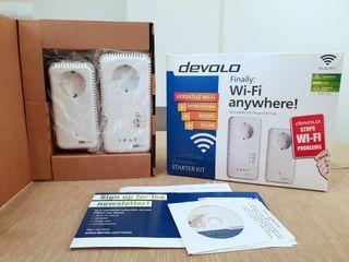PLC dLAN 500 AV Wireless+ Starter Kit