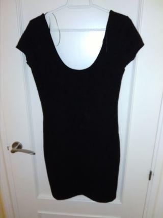 vestido elastico talla L SIN USAR