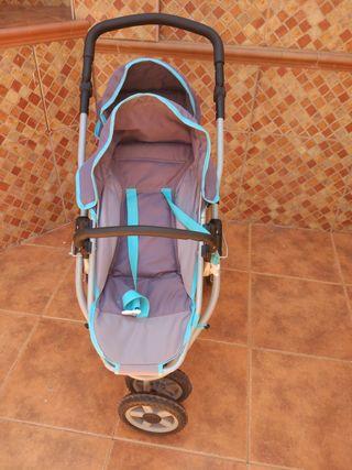 silla gemelos juguete nueva