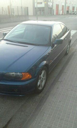 Bmw 320 ci gasolina anyo 2001 tel 632030273
