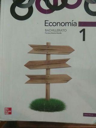 Libro de economía 1 bachillerato