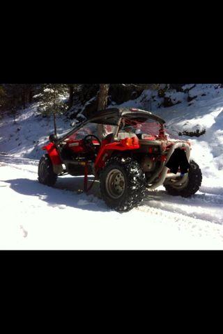 Buggy Axr Crossbone 400