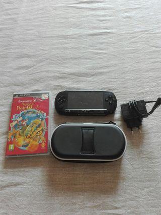 Nintendo PSP + 1 juego..