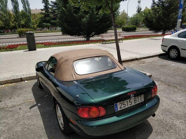 mazda MX-5 2000