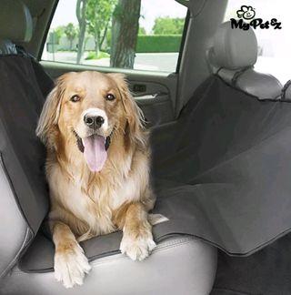 Funda protectora de coche para mascotas