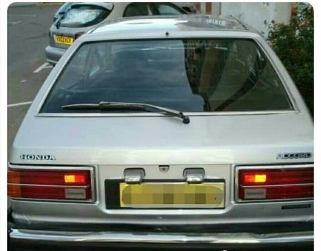 Honda Accord 1980