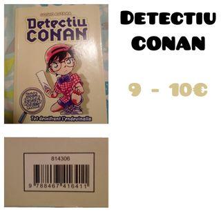 LIBRO DETECTIU CONAN