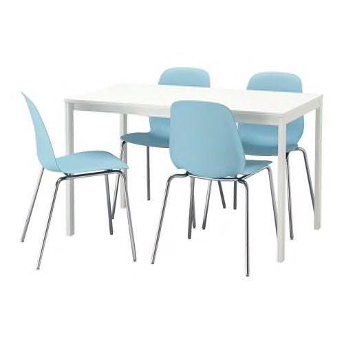 Silla Azul Estudio o Cocina Ikea de segunda mano por 5 € en Santa ...