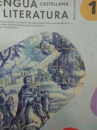 Libro lengua castellana literatura 1 bachillerato