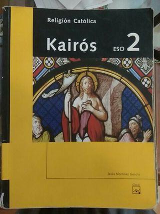 Libro de religión 2 ESO