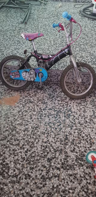 bicicleta monster higt