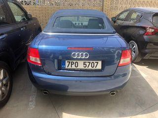 Audi A4 2002 3.0 v6