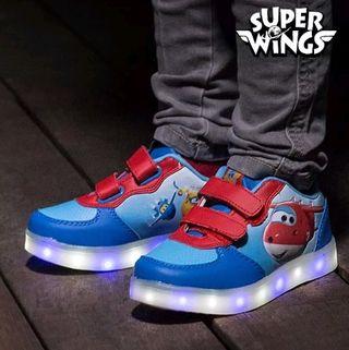 Zapatillas deportivas con LED