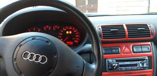 AUDI A3 1997 AMBITION 3 P GASOLIN motor impecable