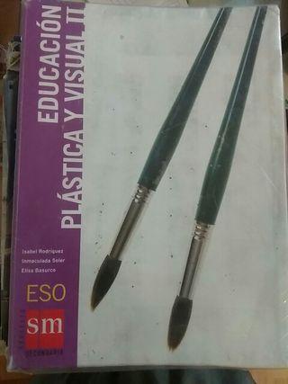 Libro educación plástica y visual 2 ESO