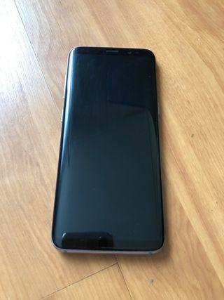 Samsung galaxy s8 64gb + garantía