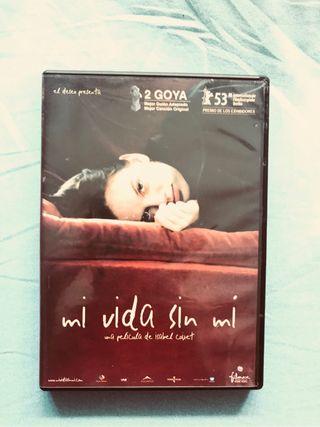 película MI VIDA SIN MI DVD