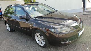 Mazda 6 ´06 CRTD 143cv GPS, piel, techo solar, etc