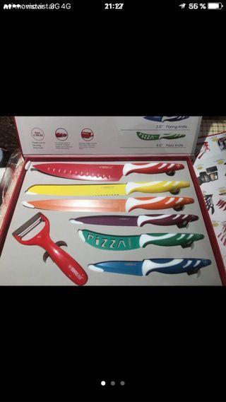 Cuchillos cocina