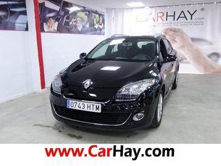 Renault Megane Sport Tourer dCi 110 Energy Dynamique SANDS 81 kW (110 CV)