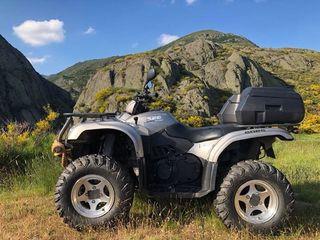 Quad ATV Goes 520