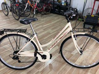 Bicicleta Italiana Cuadro Mujer