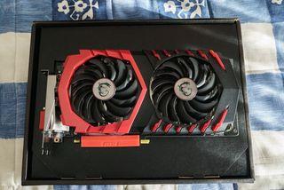 NVIDIA MSI GTX 1060 6GB