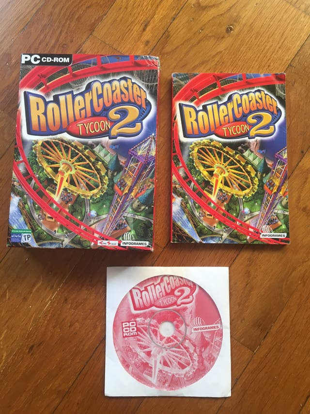 Roller Coaster Tycoon 2 de segunda mano por 35 € en