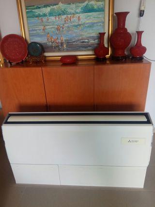 condensadora y ventiladora Mitsubishi Electric