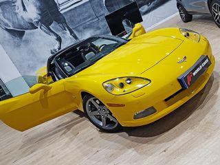 Chevrolet Corvette C6, Z51 Package. Europeo