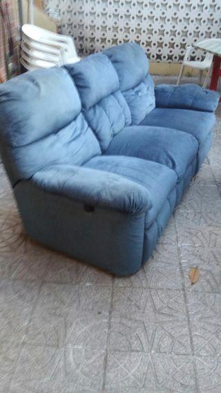 sofas 3 plazas reclinable