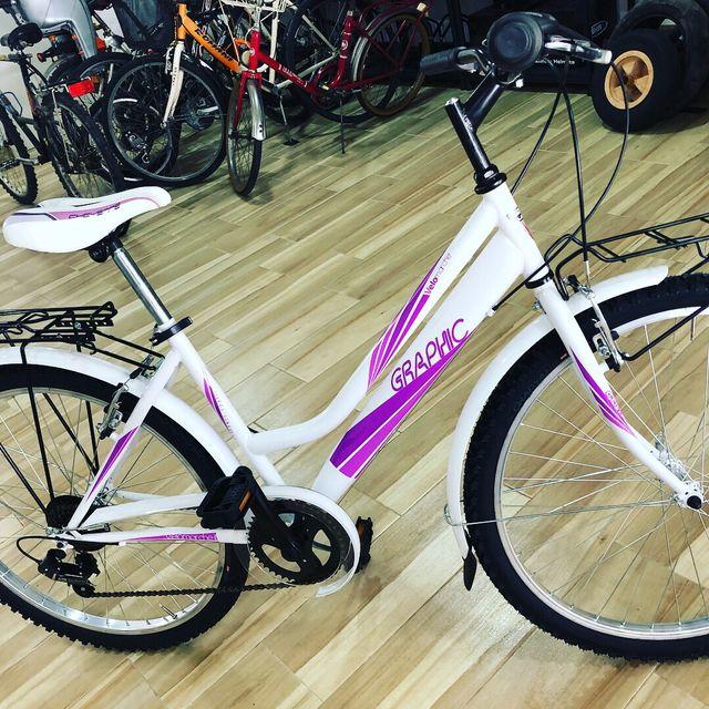 Bicicleta Montaña Cuadro mujer.