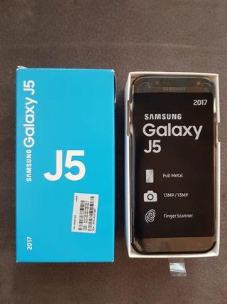Samsung galaxy J5 (modelo 2017) 16gb negro libre