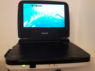 Reproductor DVD portatil Philips